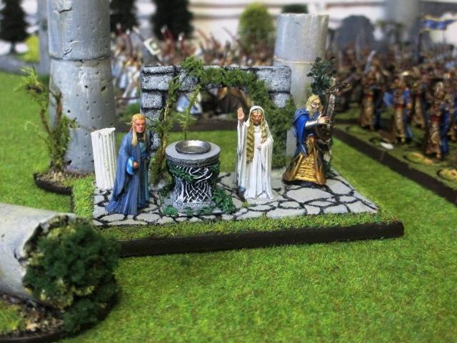 Aragorn et les 5 Armées - Armée de Mirkwood Update 5jzdezlm