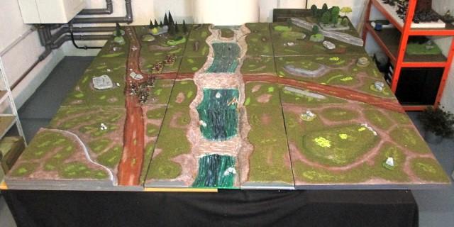 Troisième Table, les mellyrn de la Lórien J342xtn7