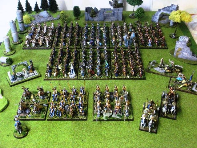 Aragorn et les 5 Armées - Armée de Mirkwood Update Y3wnadjk