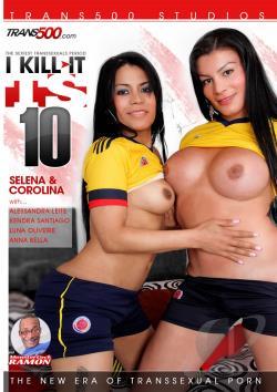 I Kill It TS 10 Cover