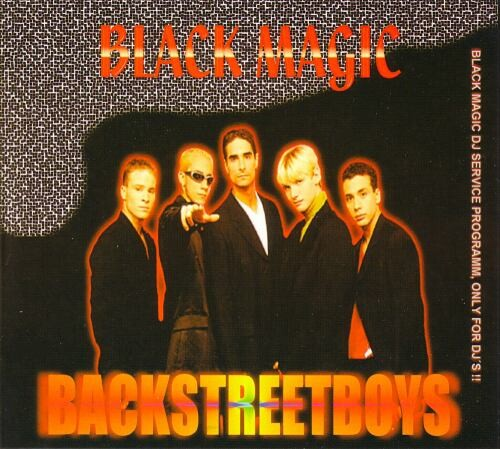 Black Magic - Backstreet Boys Megamix