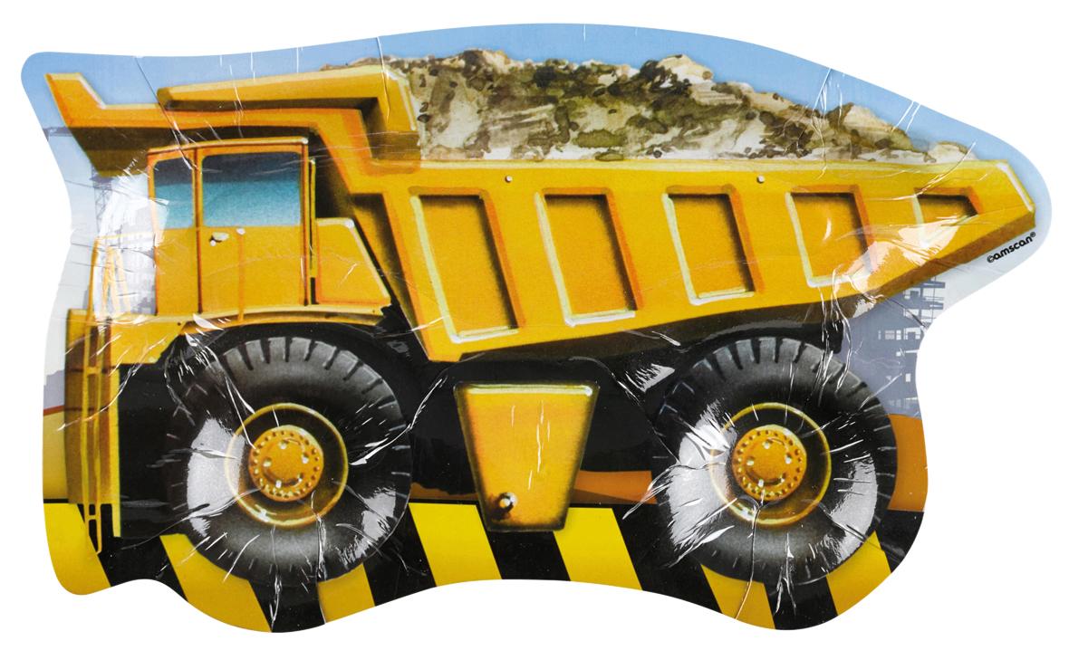 // Baustelle Construction  6 Formteller 998323--
