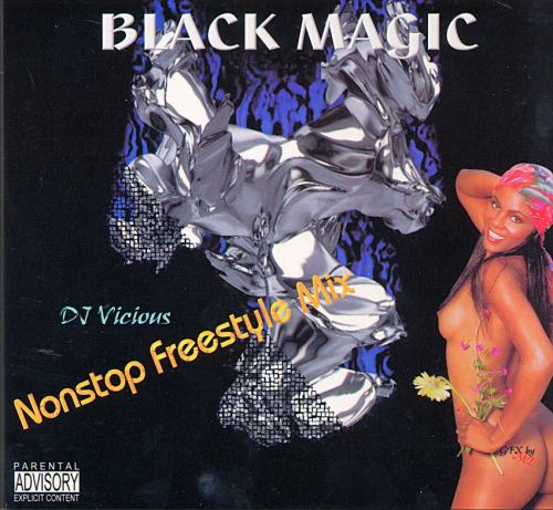 Black Magic - Nonstop Freestyle Mix A