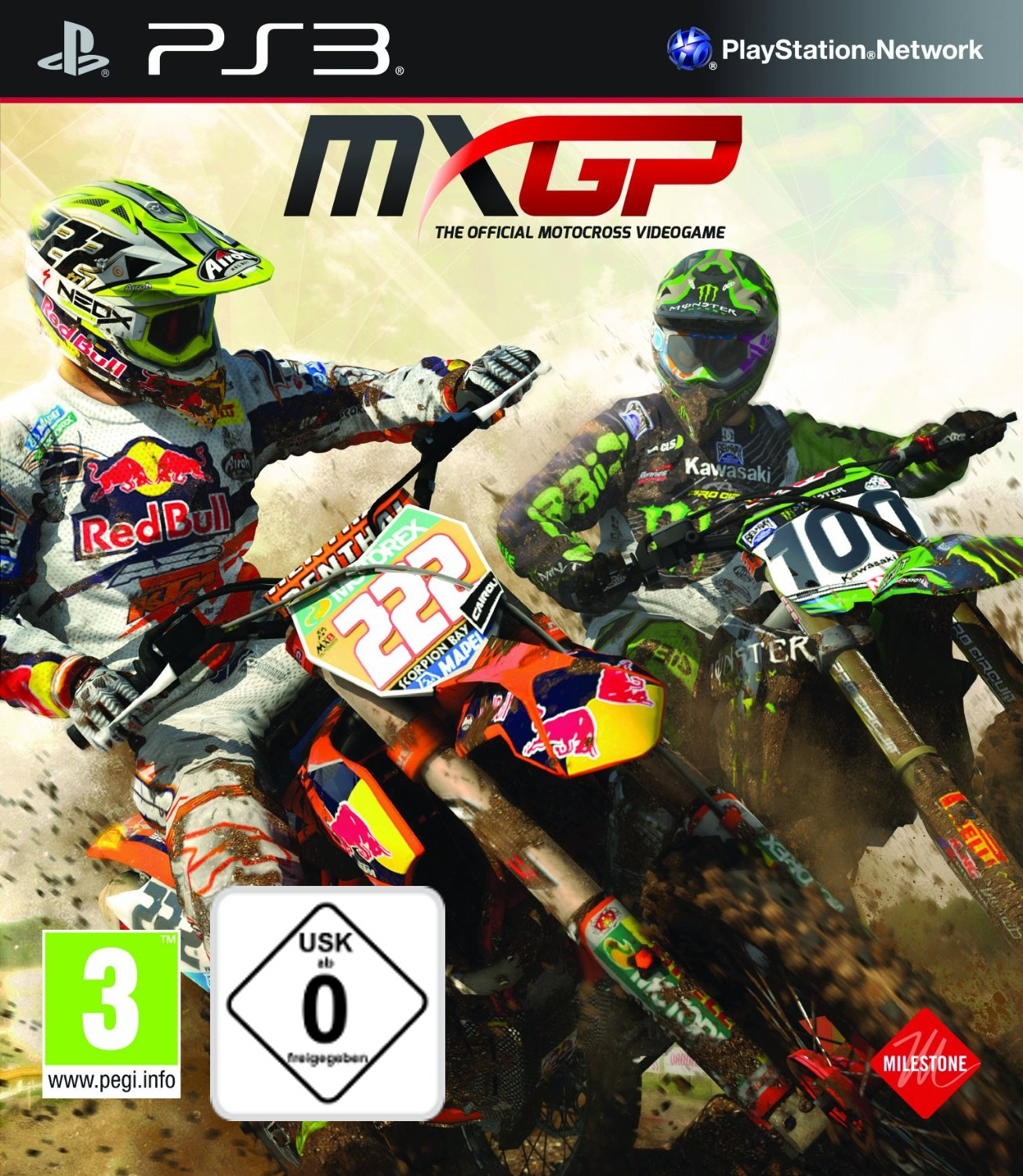 ps3 mx gp die offizielle motocross simulation mxgp neu ovp. Black Bedroom Furniture Sets. Home Design Ideas