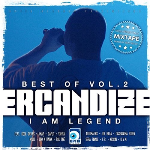 Ercandize - I Am Legend (Best Of Vol  2)