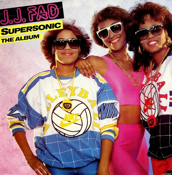 J.J. Fad-Supersonic (1988)