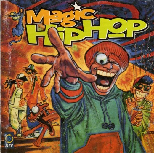 VA - Magic Hip Hop (1994)