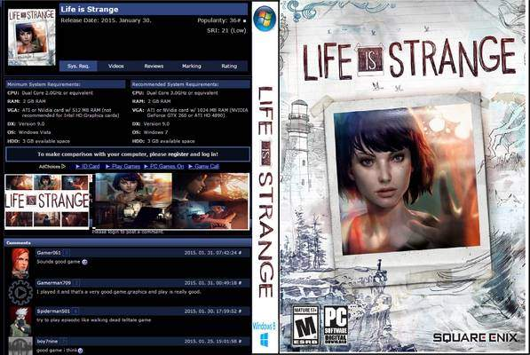 [PC] Life is Strange: Episodio 4 (2015) Sub ITA [ADD-ON]