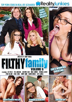Filthy Family 6 [720P] Cover