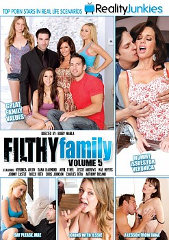 Filthy Family 5 [720P] Cover