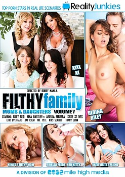 Filthy Family 7 [720P] Cover