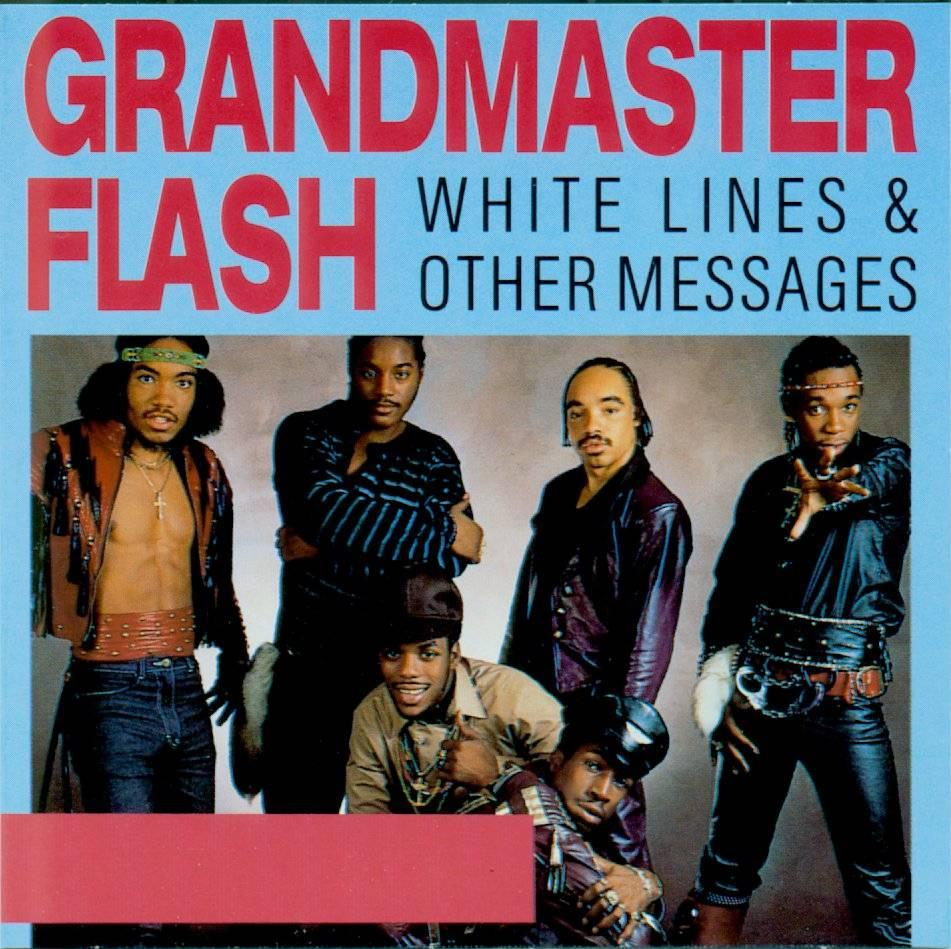 Grandmaster Flash - White Lines & Other Messages 1994