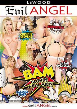 Bam Blonde Anal Milfs [720P] Cover