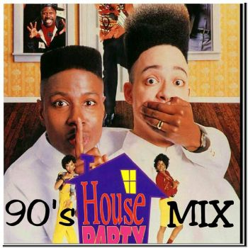 90'S HOUSE PARTY MIX (3-20-15)