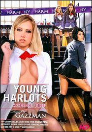 Young Harlots School Trip (1080P) Cover