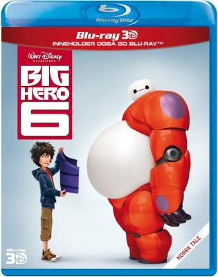 Big Hero 6 3D H.OU (2014) .mkv BluRay 1080p x264 ITA/ENG - DTS/AC3 Subs OU