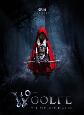 [PC] Woolfe - The Red Hood Diaries (2015) Sub - ITA