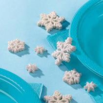 // Frozen Tischdekoration Schneeflocke 20 St. a999261