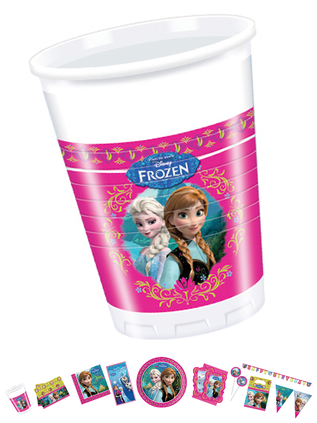 Becher Frozen 200ml 82500P