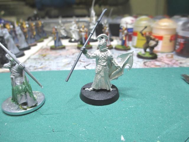 Aragorn et les 5 Armées - Armée de Mirkwood Update Dxrqozof