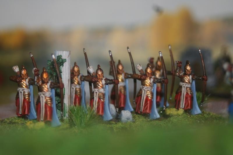 Aragorn et les 5 Armées - Armée de Mirkwood Update Jnbtaezy