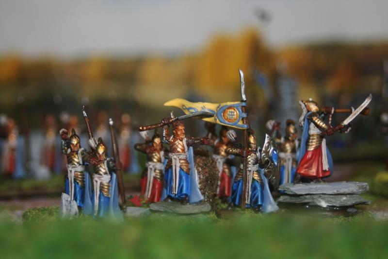 Aragorn et les 5 Armées - Armée de Mirkwood Update R3qgvzqa