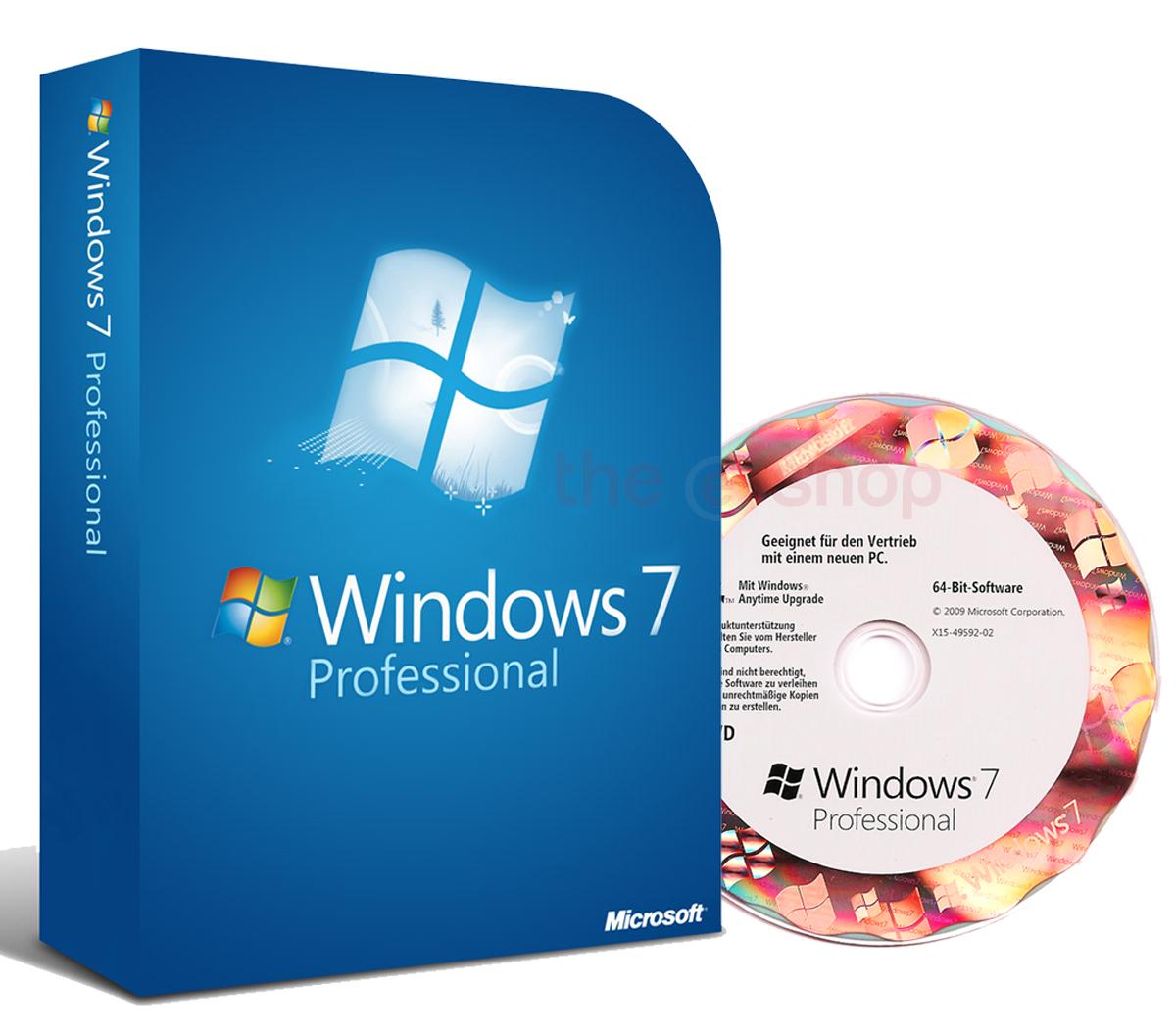microsoft windows7 professional 64 bit oem dvd sp1 dvd oem lizenzschl ssel 885370720693 ebay. Black Bedroom Furniture Sets. Home Design Ideas