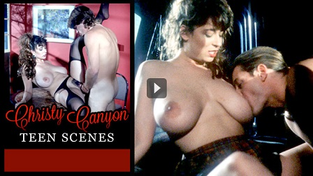 Christy Canyon Teen Scenes (720p) Cover