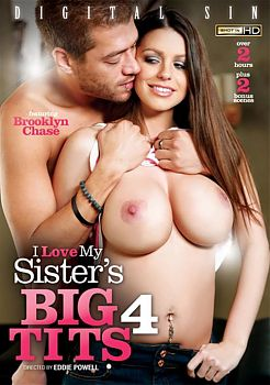 I Love My Sisters Big Tits 4 (720p) Cover