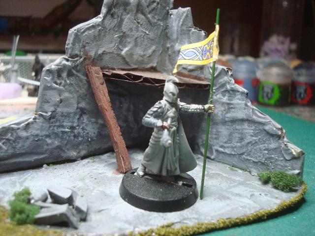 Aragorn et les 5 Armées - Armée de Mirkwood Update Bkd2937y