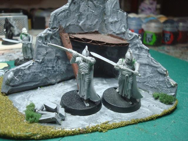 Aragorn et les 5 Armées - Armée de Mirkwood Update Ypwtiutx