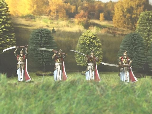 Aragorn et les 5 Armées - Armée de Mirkwood Update 5xpdg96f