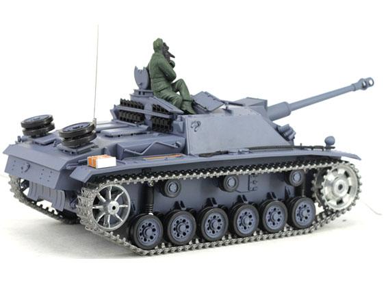 rc panzer sturmgesch tzpanzer stug iii 2 4ghz version. Black Bedroom Furniture Sets. Home Design Ideas