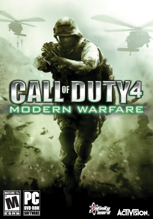 Re: Call of Duty 4: Modern warfare (EN)