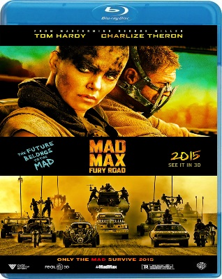 Mad Max Fury Road 3D H.OU (2015) .mkv Bluray 1080p ITA ENG AC3 DTS Subs OU