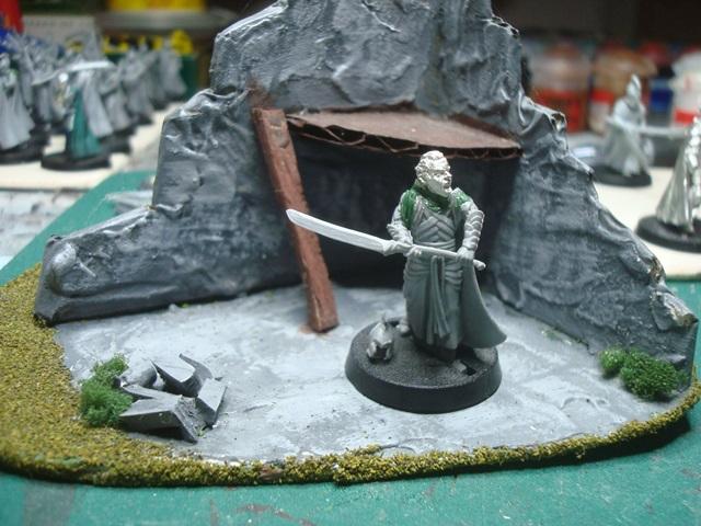 Aragorn et les 5 Armées - Armée de Mirkwood Update 88v7xrd2
