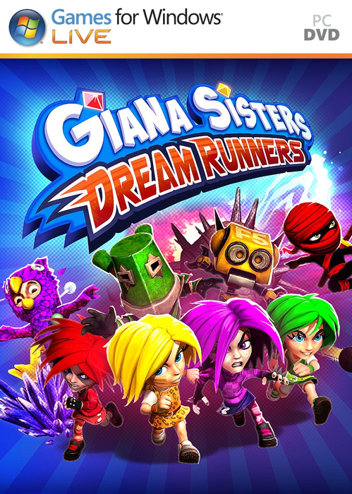 Giana Sisters Dream Runners – CODEX