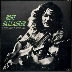 Rory Gallagher - Discography 1971-2011