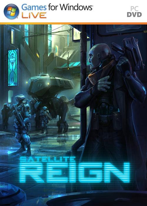 Satellite Reign-CODEX