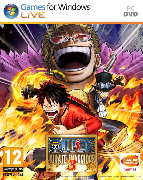 One Piece: Pirate Warriors 3 (2015) Story.Pack.DLC-CODEX