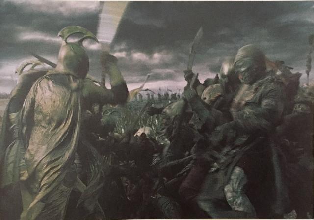 Aragorn et les 5 Armées - Armée de Mirkwood Update 9uxkal6e