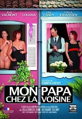 Mon Papa chez la Voisine (720p) Cover