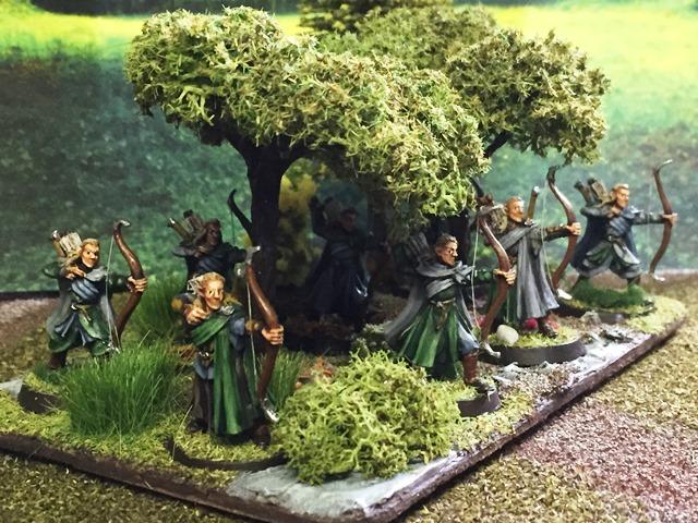 Aragorn et les 5 Armées - Armée de Mirkwood Update 2js7ci4s