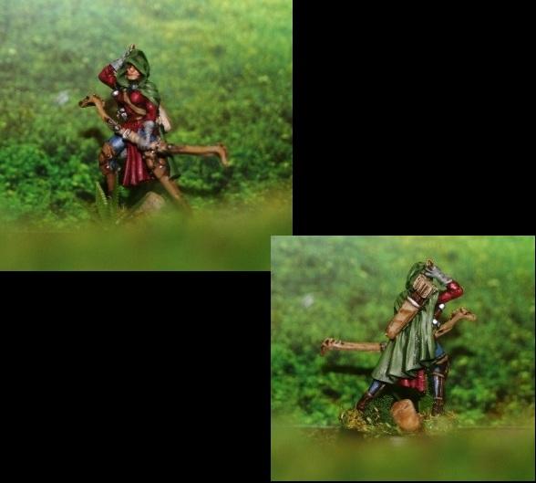 Aragorn et les 5 Armées - Armée de Mirkwood Update Hnb53ixx
