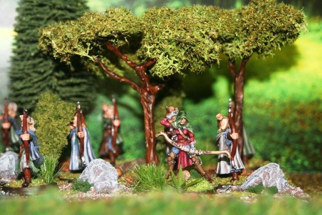 Aragorn et les 5 Armées - Armée de Mirkwood Update Oes3xelv