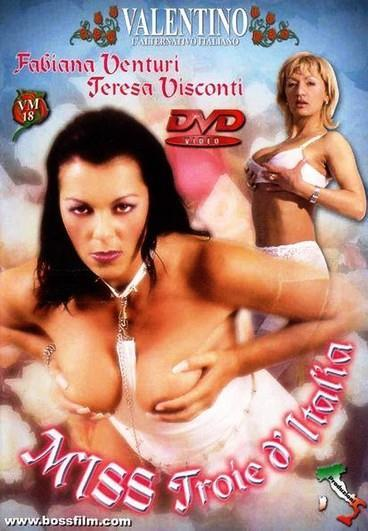 Miss Troie D Italia Cover