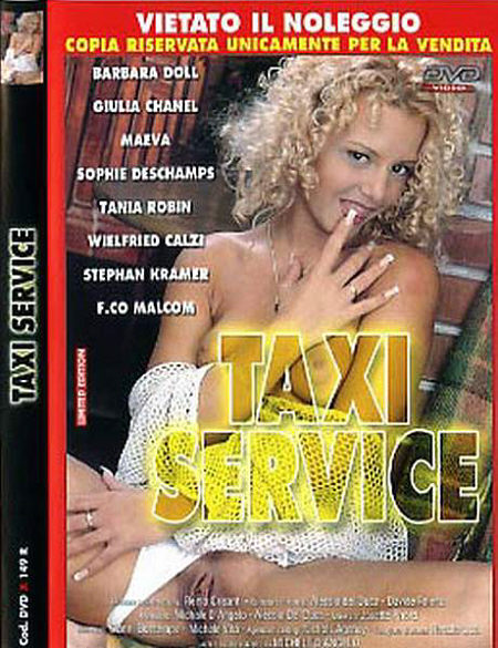 Taxi Service -1994- Cover