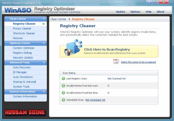 برنامج رائع لتنظيف وتنظيم الريجسترى وتسريع الحاسوب WinASO Registry Optimizer 5.4.0.1 2018,2017 gtjncbbk.png