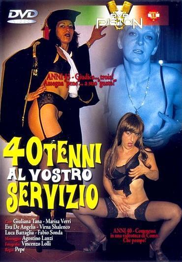 40 Tenni Al Vostro Servizio 720p   Cover