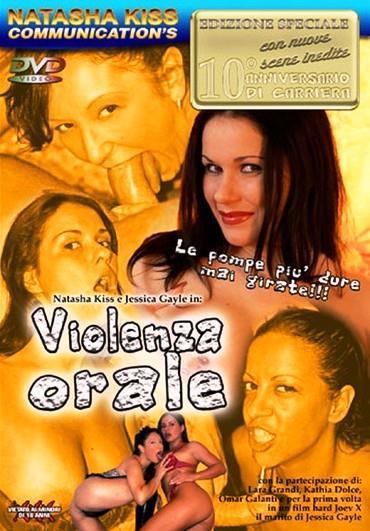 Violenze Orali  Cover